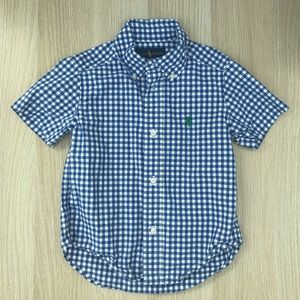 Ralph Lauren baby boy button down shirt
